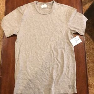 Grey Calvin Klein Shirt